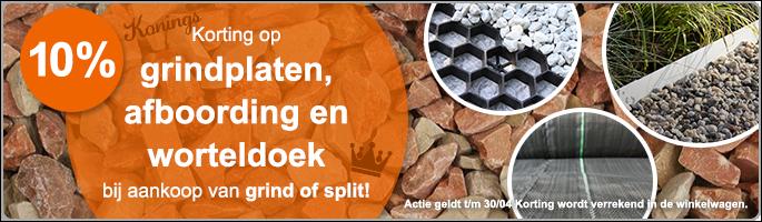 10% combikorting NL koningsdag