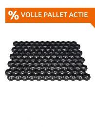 Easygravel®3XL grindplaat zwart volle pallet actie