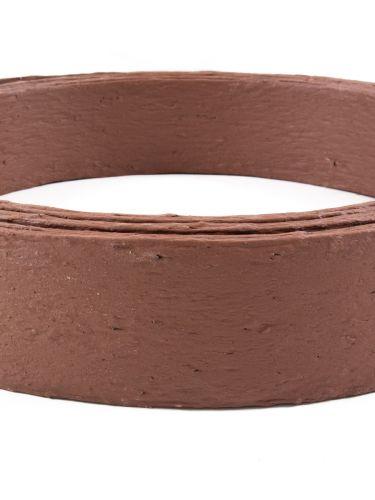 Multi-Edge ECO borderrol 10m lengte, 10cm hoogte, kleur bruin - corten
