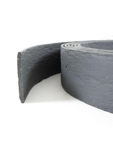 Multi-Edge ECO borderrol 10m lengte, 10cm hoogte, kleur grijs